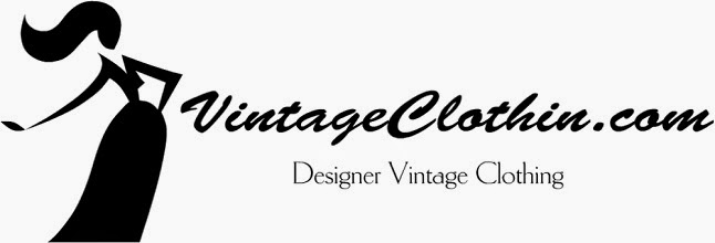 Vintage Clothin Home