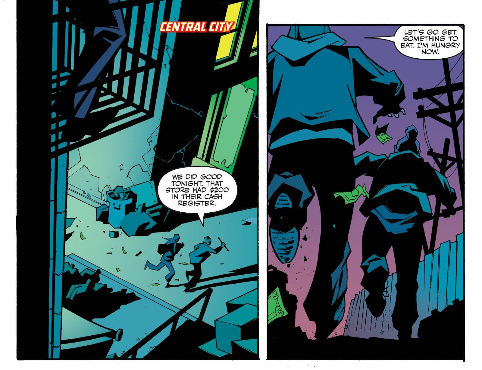 The Flash: Season Zero [I] Issue #11 #11 - English 3