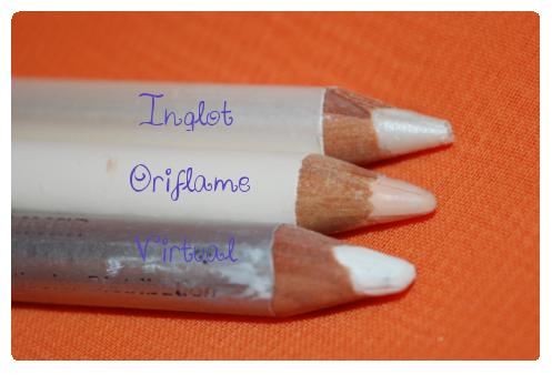 inglot oriflame virtual