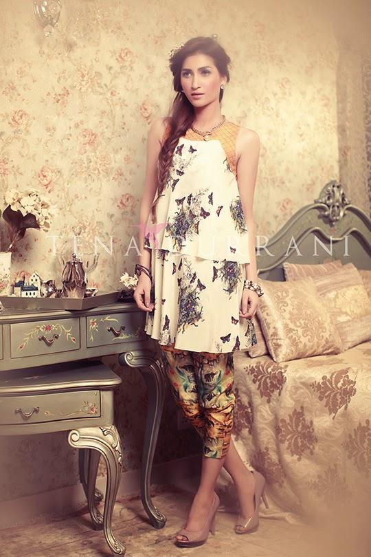 Tena Durrani Eid Dress Collection 2014