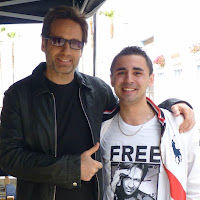My Idol and me <3 #Californication power Motha Fuckaaaaaa
