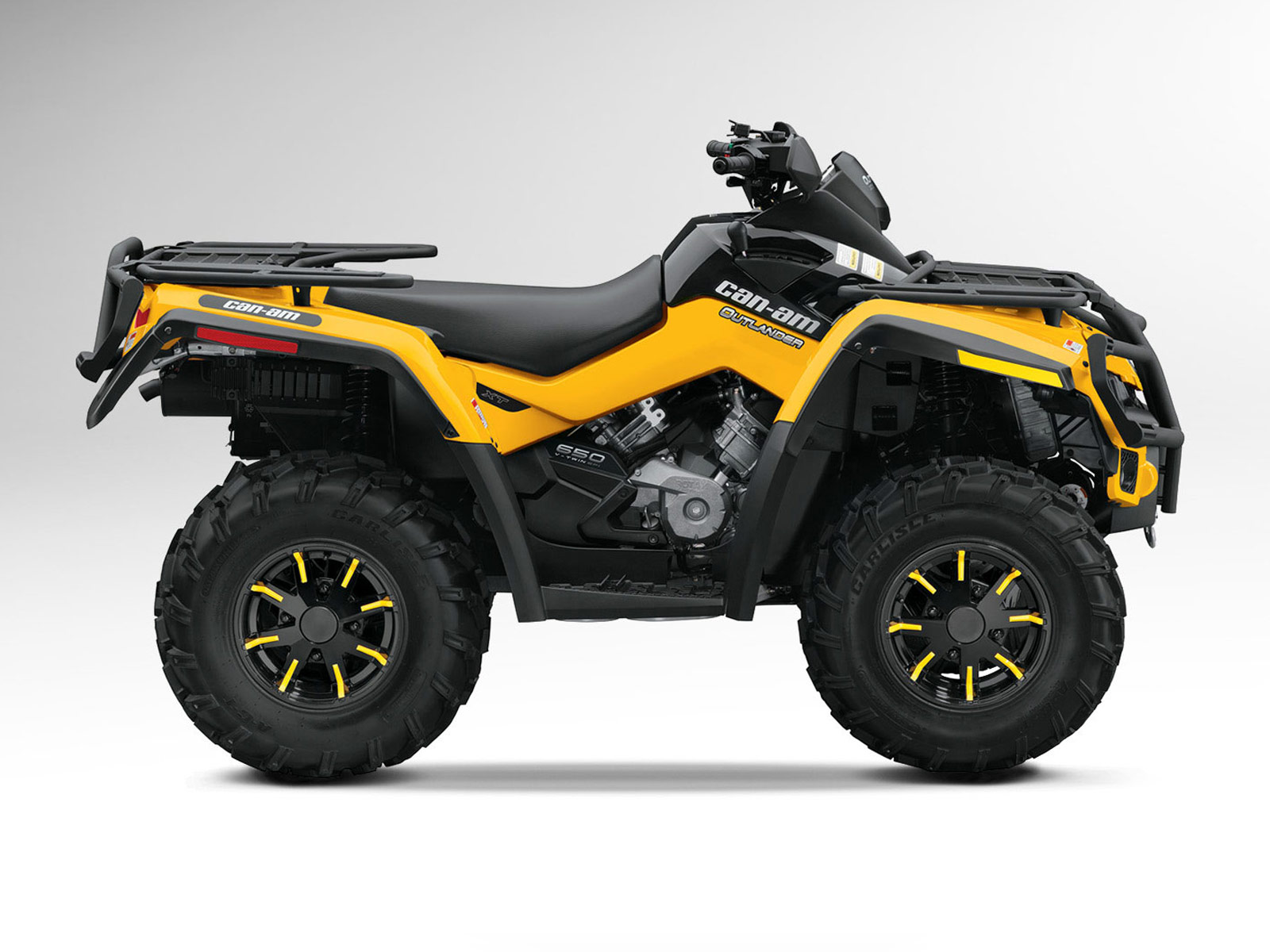 2012 Can-Am Outlander 650XT ATV Insurance Information