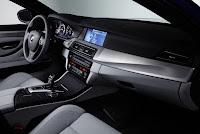 BMW M5 (2012) Interior
