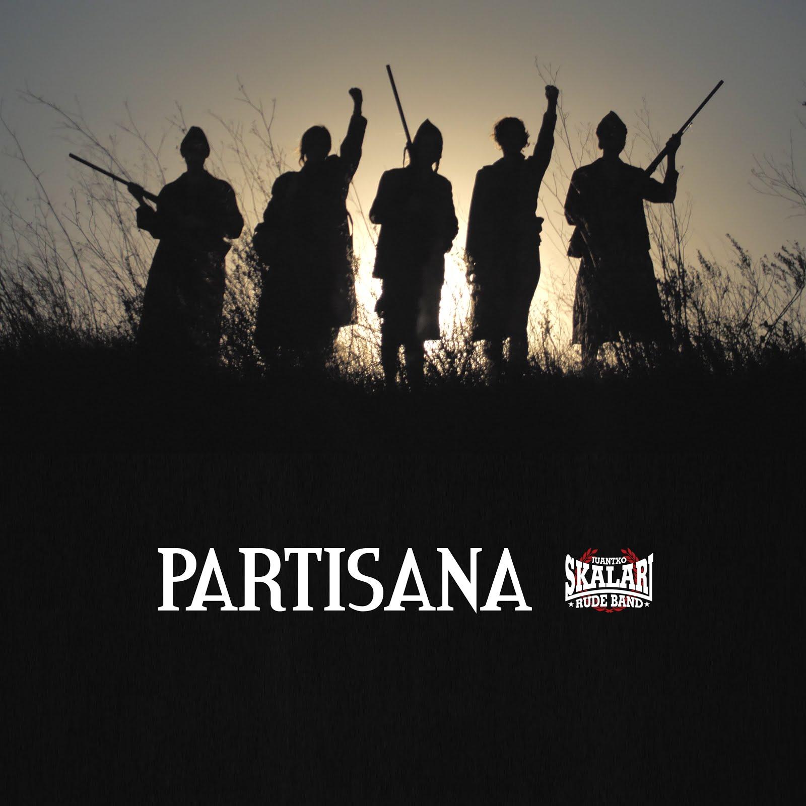 "VIDEOCLIP single ""PARTISANA"""