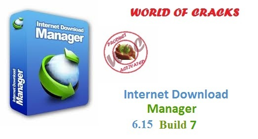 Crack Key For Internet Download Manager 6.15
