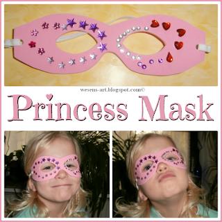 PrincessMask wesens-art.blogspot.com