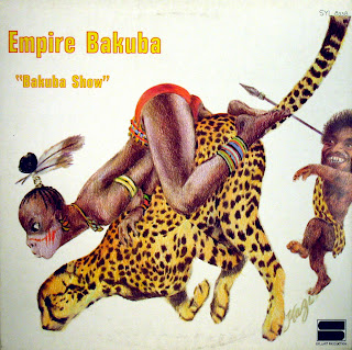 Empire Bakuba - Bakuba Show,Syllart 1987