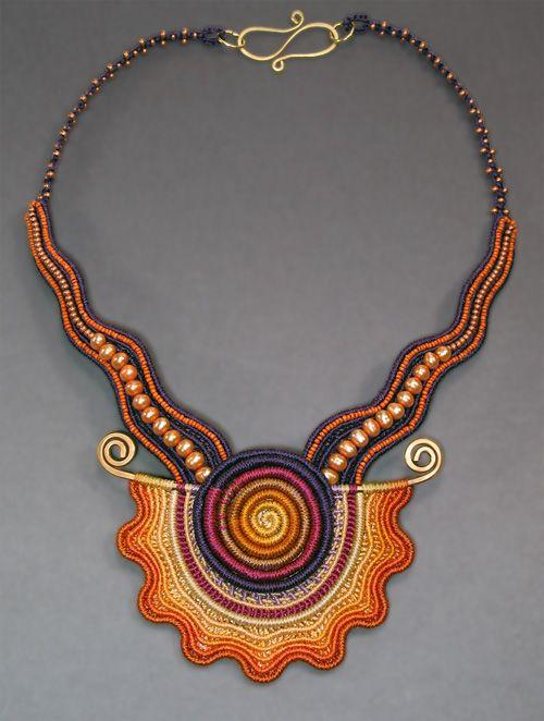 artystyczna bizuteria etno
