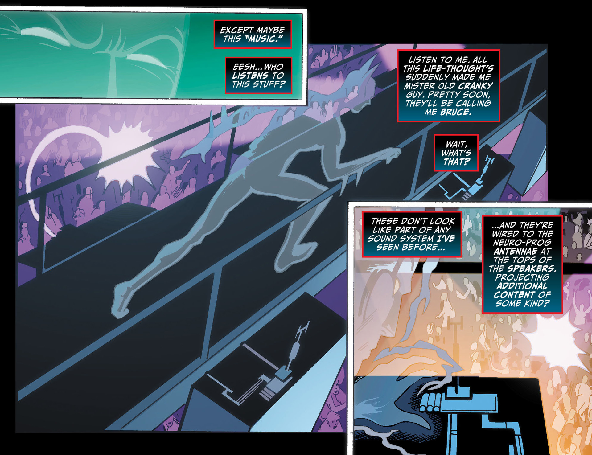 Batman Beyond (2012) Issue #21 #21 - English 18