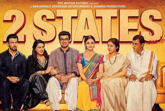 Watch 2 States (2014) Full Hindi Movie Free Download