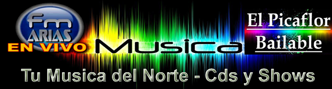 FM ARIAS MUSICA DESCARGA MP3 PICAFLOR BAILABLE