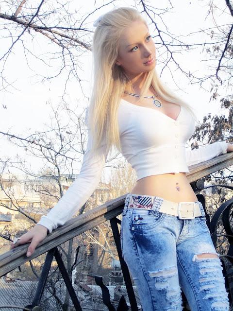 Valeria Lukyanova Wanita Barbie Valeria+Lukyanova+8