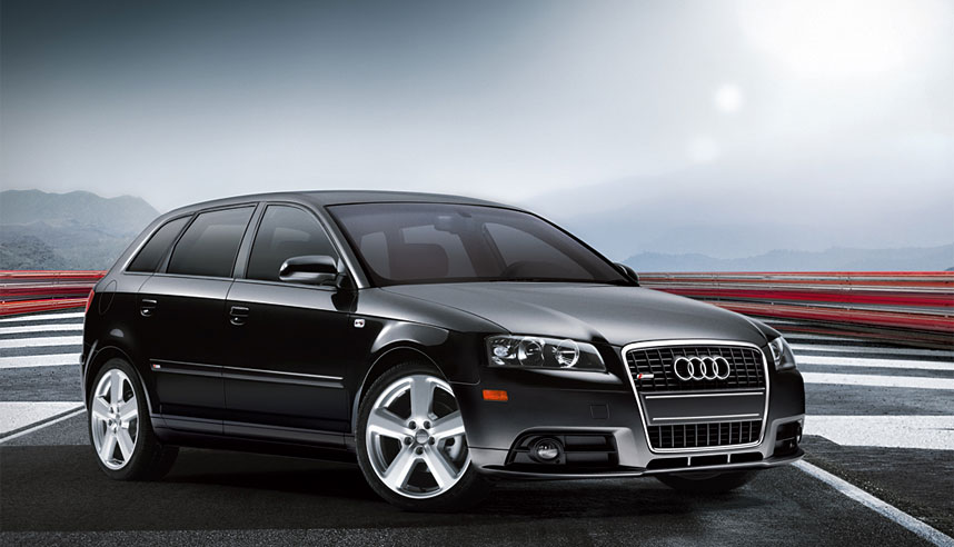 audi a3 sportback 2011 black car wallpapers. Black Bedroom Furniture Sets. Home Design Ideas