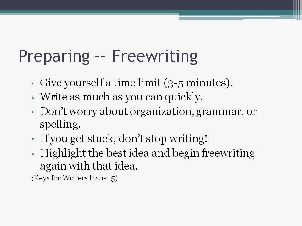 writing process part one For a complete list of boxes (reviewing writing processes, useful concepts from   p a r t o n e writing your self into college 1 strategic writing 2.
