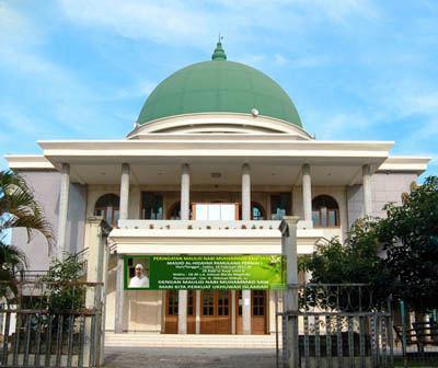 Masjid Al-Hidayah Pamulang Permai I Tangerang Selatan