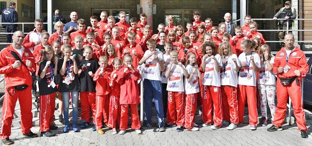 WAKO, Krynica Zdrój, Mistrzostwa Europy w Kickboxingu, boks, muay thai, trening, sport, Zielona Góra