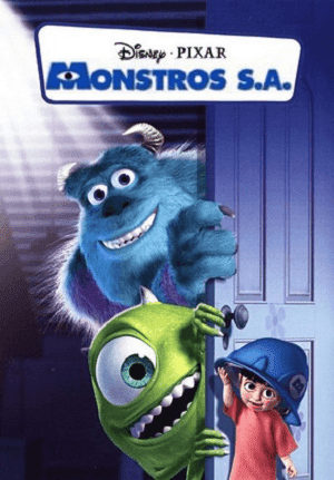 Filme Monstros S.A. HD 2001 Torrent