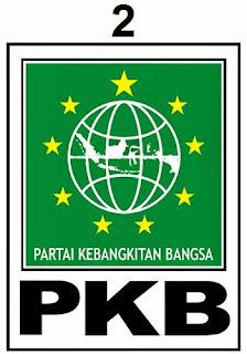 daftar caleg PKB untuk DPRD Tanah Bumbu dapil 1