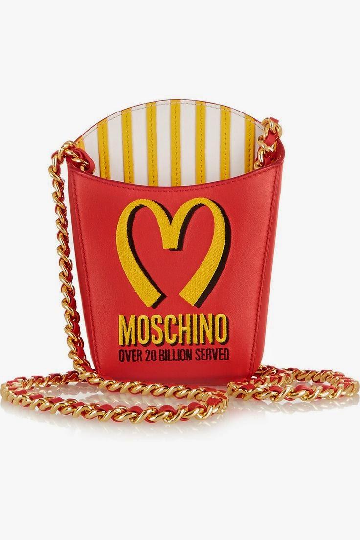 Malas, sacos, clutch - Moschino