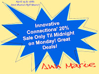 Innovative Connections Ann Marie Smith 20% Off Sale TpT Store