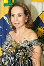 Adelina Alcântara Machado, presidente da OBME-Organização Brasileira de Mulheres