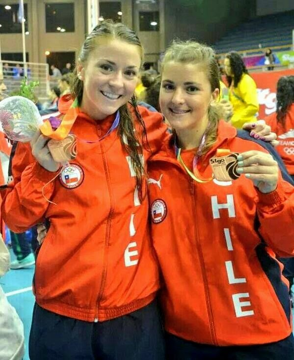 Hermanas Canesa a Teramo | Mundo Handball