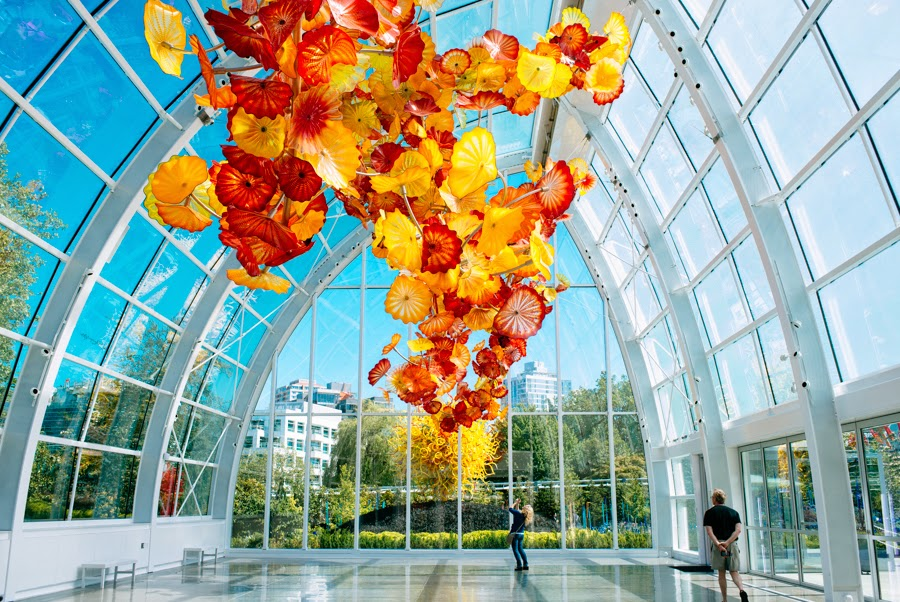 chihuly garden and glass - photo #28