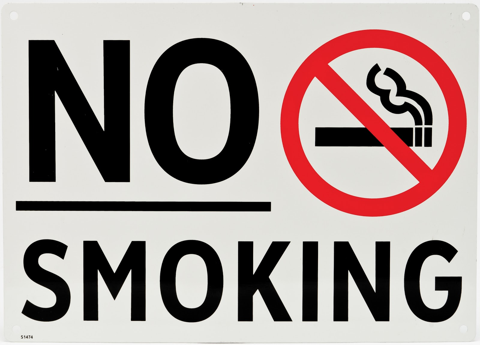 Keep Calm, No Drugs and No Smocking