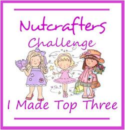 Challenge 22 Top 3 too!
