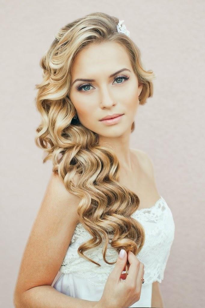 Celebrity Wedding Hair