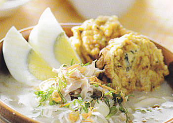 Resep Membuat Kuliner Soto Mahakam