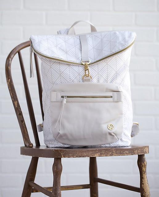 lululemon-kickin-it backpack