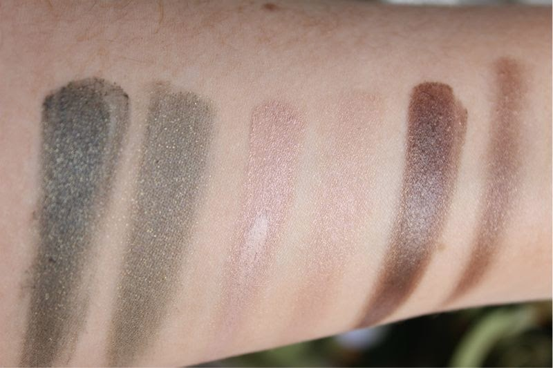 Illamasqua Once Collection Vintage Metallix Eyeshadows