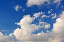 Wolkenweiß...