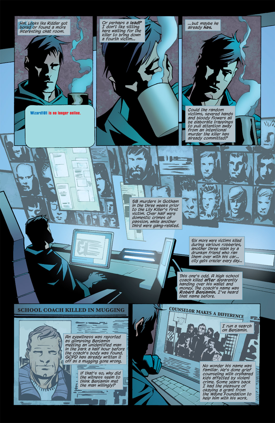 Detective Comics (1937) Issue #845 Page 15
