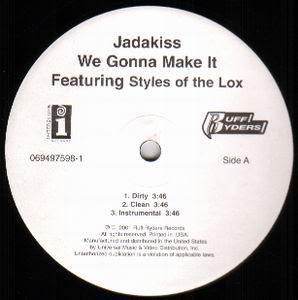 Jadakiss – We Gonna Make It (VLS) (2001) (320 kbps)