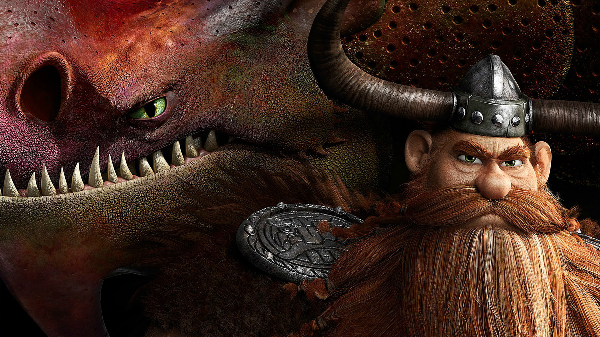 Stoick How to Train Your Dragon 2 0r Wallpaper HD