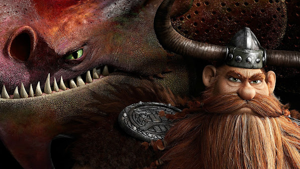 Stoick How to Train Your Dragon 2 0r