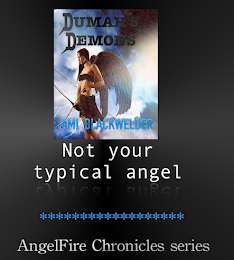 Dumah's Demons (Prequel to She Speaks to Angels)