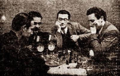 Partida Pedrol-Albareda del Campeonato de Ajedrez de Catalunya 1946