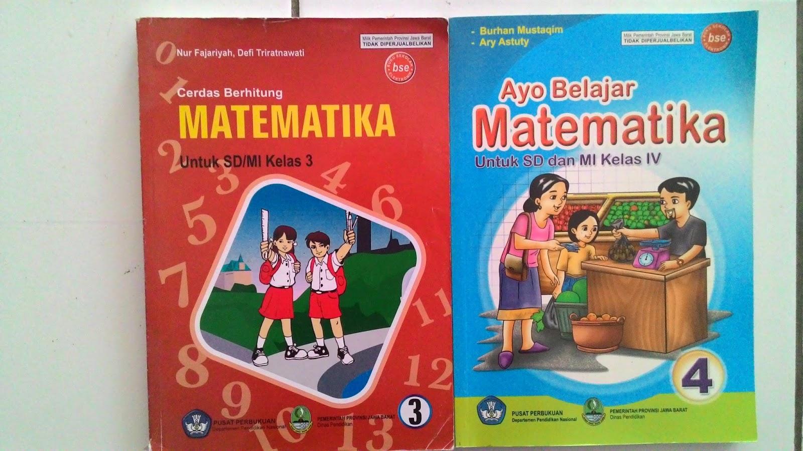 Buku Paket Matematika Sd Kelas 4