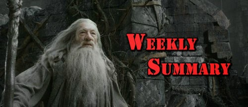 Weekly-Summary-gandalf-the-hobbit
