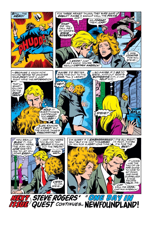 Captain America (1968) Issue #217 #131 - English 18