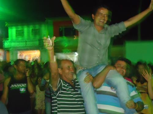 Gentio do Ouro - Ivonilton Vieira recebe uma das maiores votações e impõe derrota esmagadora sobre Robério Cunha: