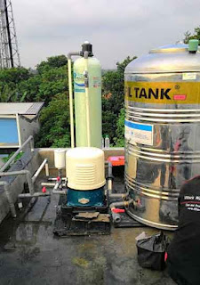 Filter Air dan Penyaring Air Fiber