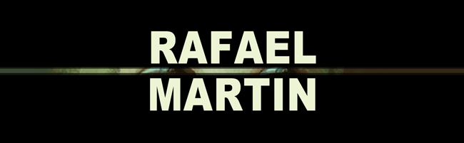 Rafael Martin Portfolio
