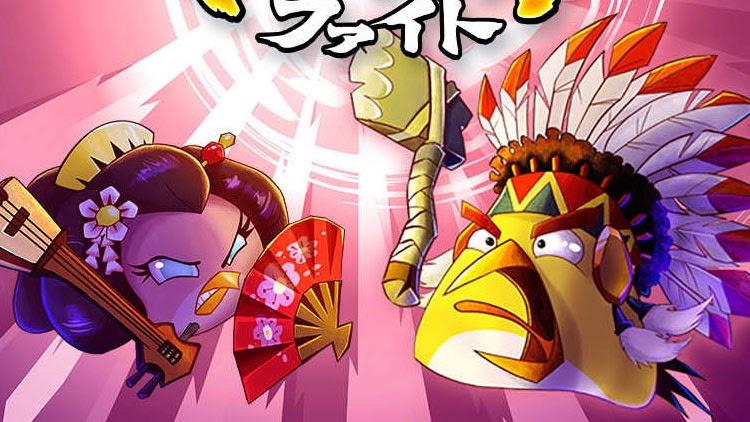 Angry Birds Fight! v0.3.6 APK Mod