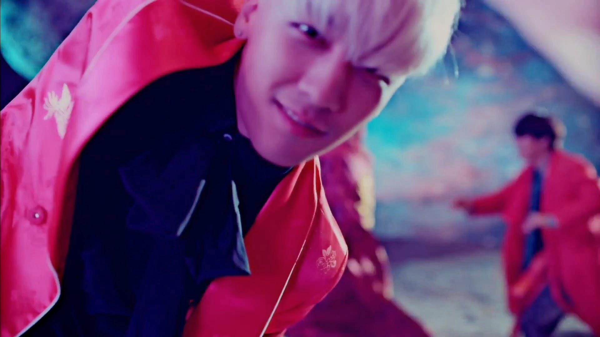 Big Bang's Seungri in Bae Bae MV
