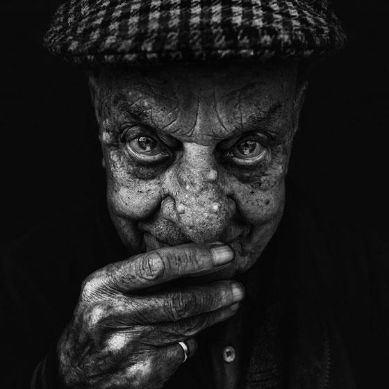 Fotos de moradores de rua