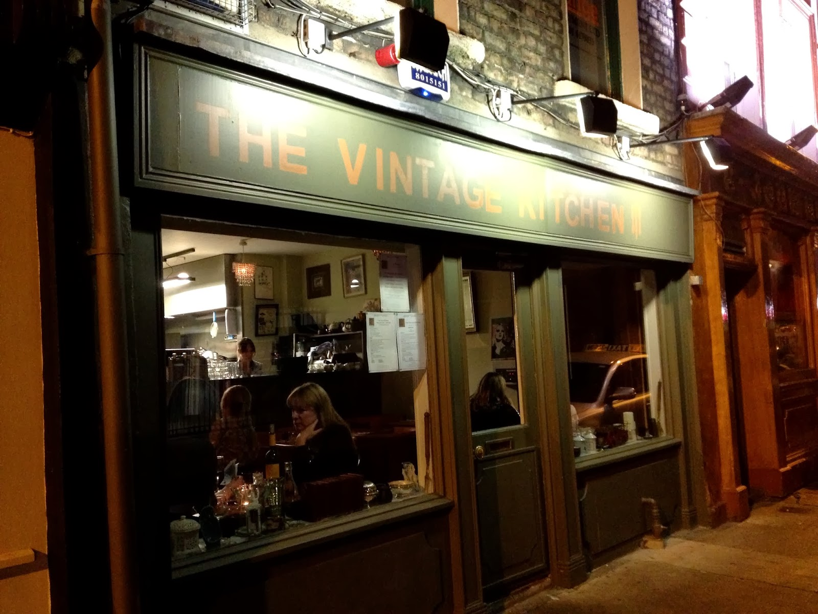 The Vintage Kitchen Poolbeg Street Dublin 2 French Foodie In